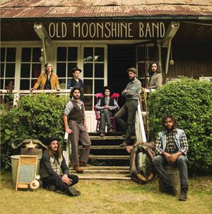 Photo du groupe Old Moonshine Band